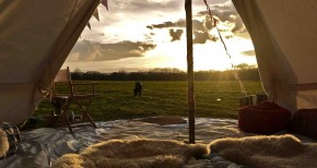 Fire Fly Bell Tents 2