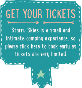 buy Starry Skies Tickets