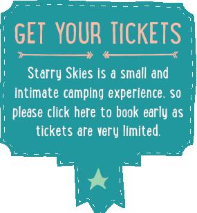 buy Starry Skies Tickets