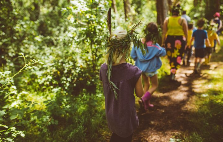Join us for the ultimate back to nature, family camping retreat!