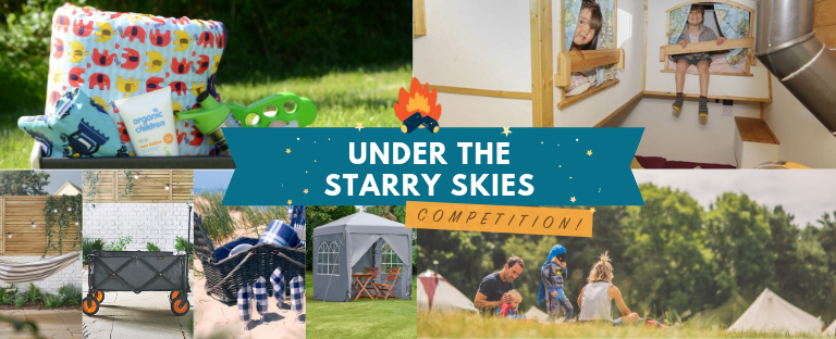 Starry Skies Quirky Campers Competition 2019
